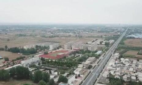 宁阳县蒋集镇唱响乡村振兴先行区创建集结号
